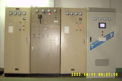上海日立电器有限公司二工场车间空调箱风机节能改造